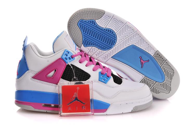 Women\u0026#39;s Air Jordan IV Retro AAA 247