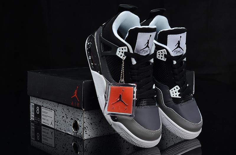 best sneakers a7d2a 365c0 air jordan retro 4 oreo