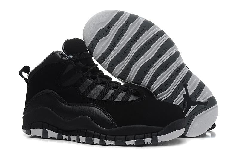 Kids Air Jordan X Sneakers 203