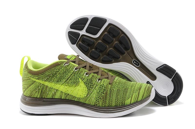 ... Men Nike Flyknit Lunar 1 Running Shoe 214 ...