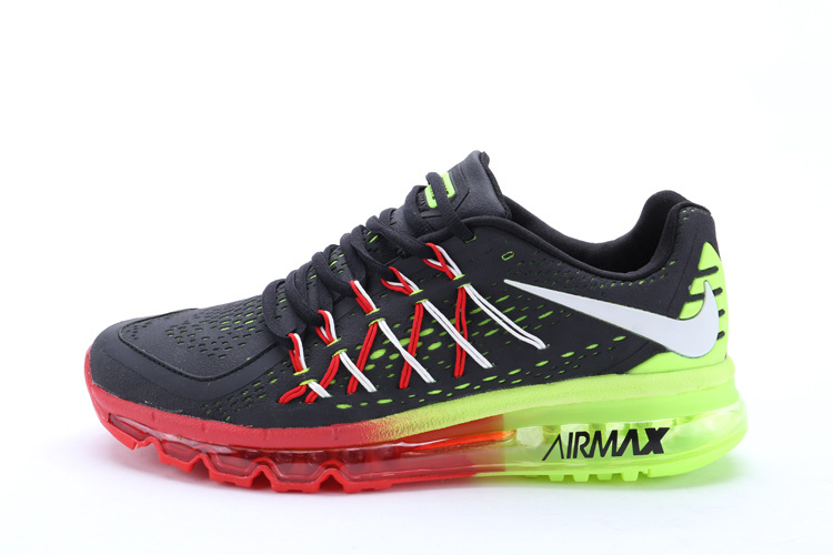 differently 9cc26 5db16 Men Nike Air Max 2015 Running Shoe 216