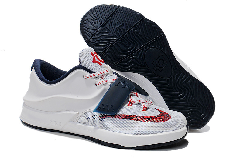 ... Kids Nike KD VII Basketball Shoe 204 ...
