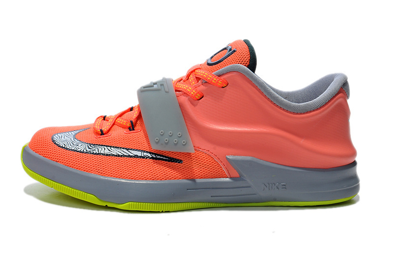 Sell Kids KD, Cheap Wholesale, Kids Nike KD VII Basketball Shoe 205