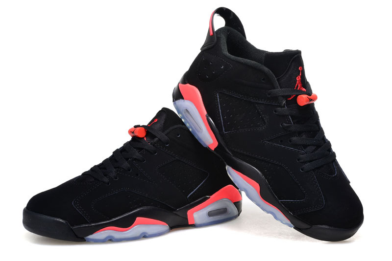 ... Women Air Jordan 6 Retro Sneakers Low AAA 237 ...