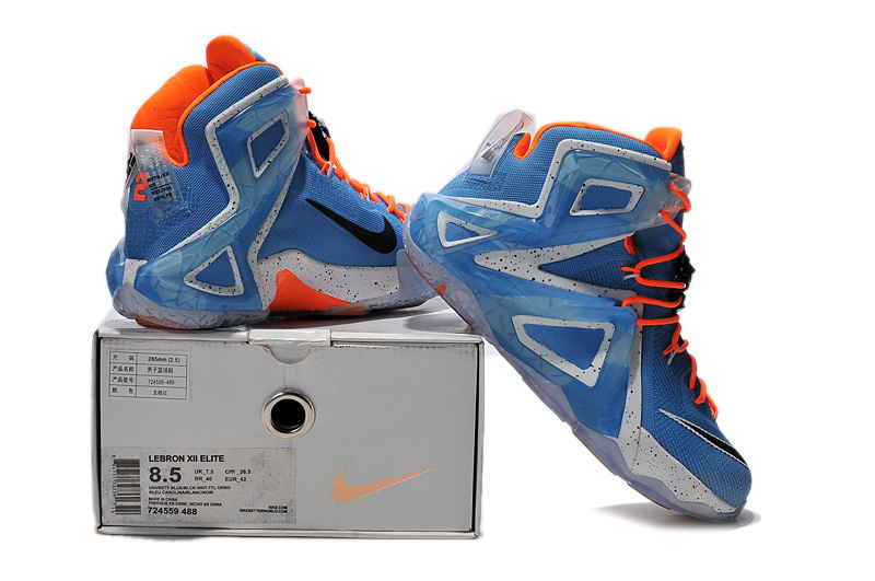 6a45a5552eb ... Nike LeBron XII Men Basketball Shoe 294