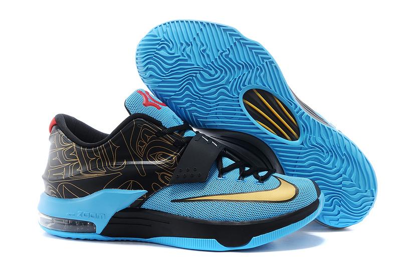 Men Nike Zoom KD VII Basketball Shoe 314