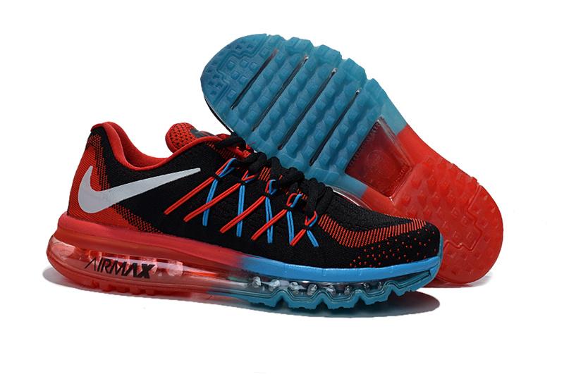 Men Nike Running Shoes 2015 Air Max Flyknit 223