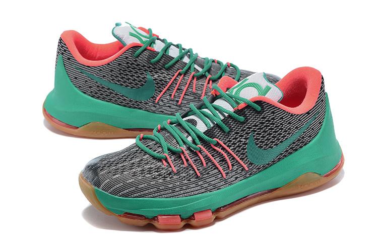 Men Nike Zoom KD VIII Basketball Shoe 341 .