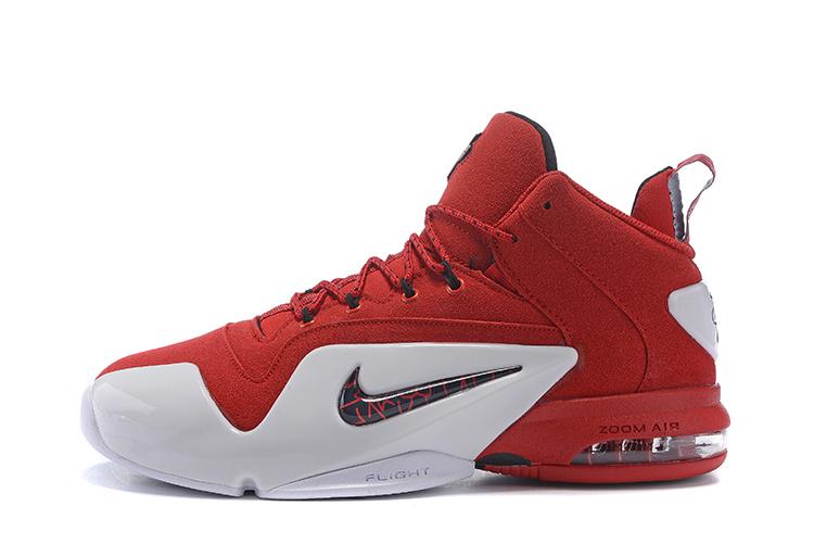 Men Nike Air Penny 6 Basketball Shoes 202