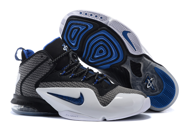 ... Men Nike Air Penny 6 Basketball Shoes 203 ...