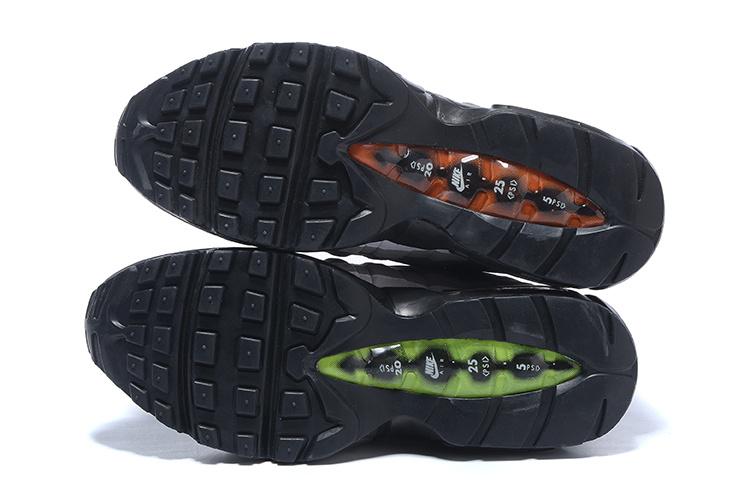 Men Nike Air Max 95 Running Shoes 20 Anniversary 214