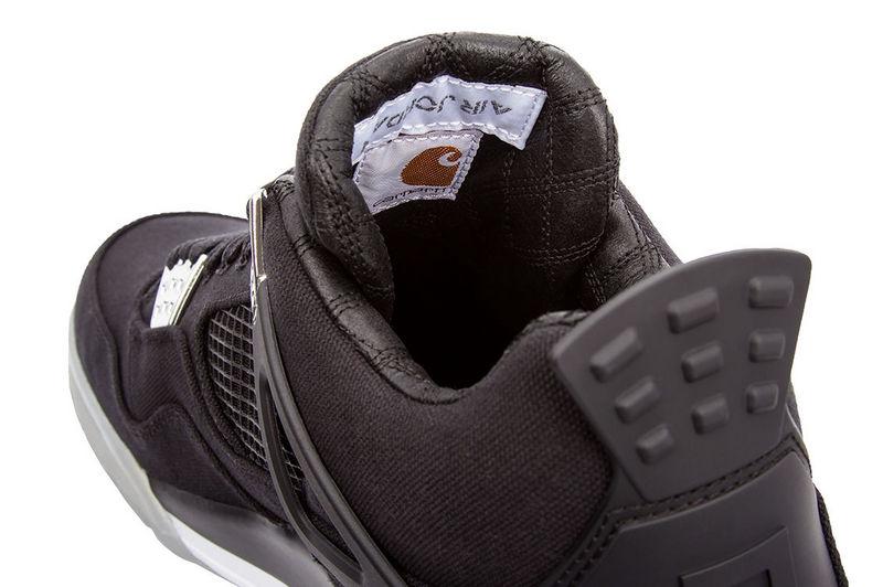 38531de68119ae ... Carhartt x Eminem x Air Jordan 4 Basketball Shoe AAA 294 ...