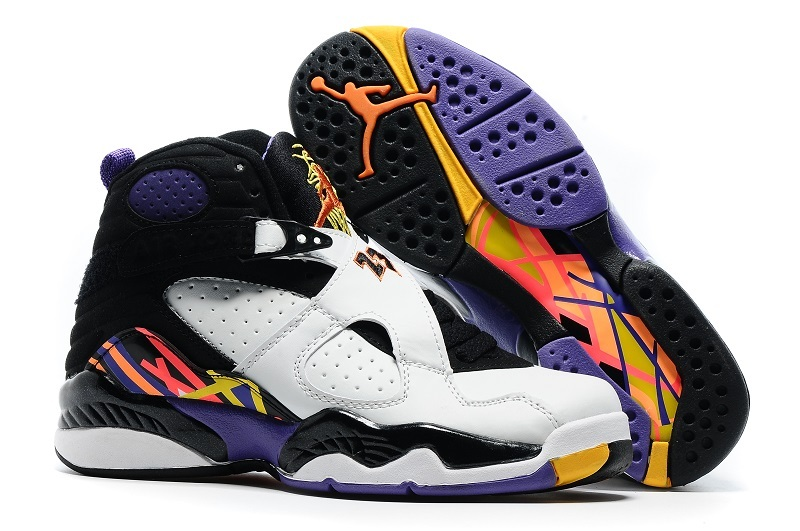 Men Basketball Shoes Air Jordan VIII Retro 210