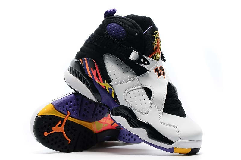 ... Men Basketball Shoes Air Jordan VIII Retro 210 ...