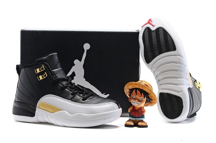Kids Air Jordan XII Sneakers 208