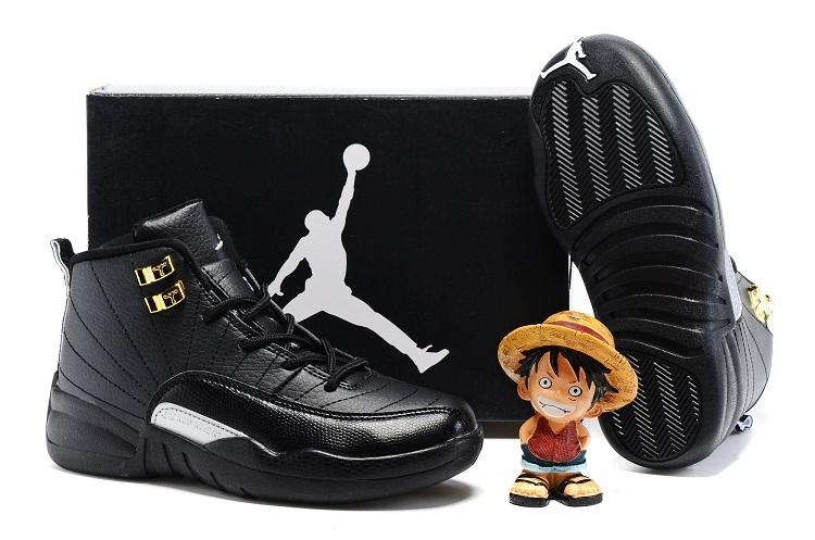 Kids Air Jordan XII Sneakers 220