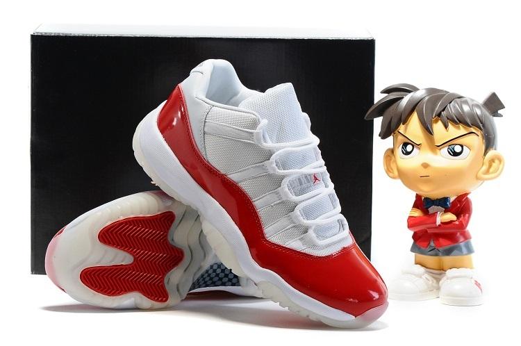 ... Men Basketball Shoes Air Jordan XI Retro Low AAA 323 ...