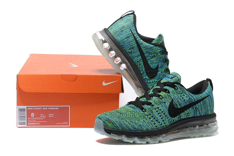 new concept 73564 20067 Women Nike Air Max 2014 Flyknit Sneakers 262 .