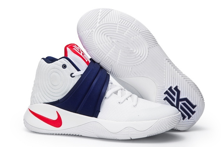 Men Nike Kyrie II Basketball Shoes 250