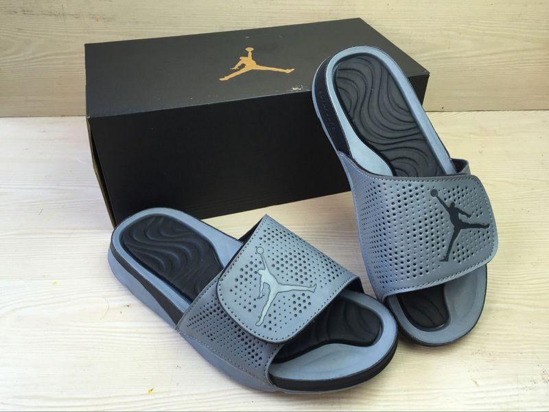 Men Jordan V Retro Hydro Slippers 255