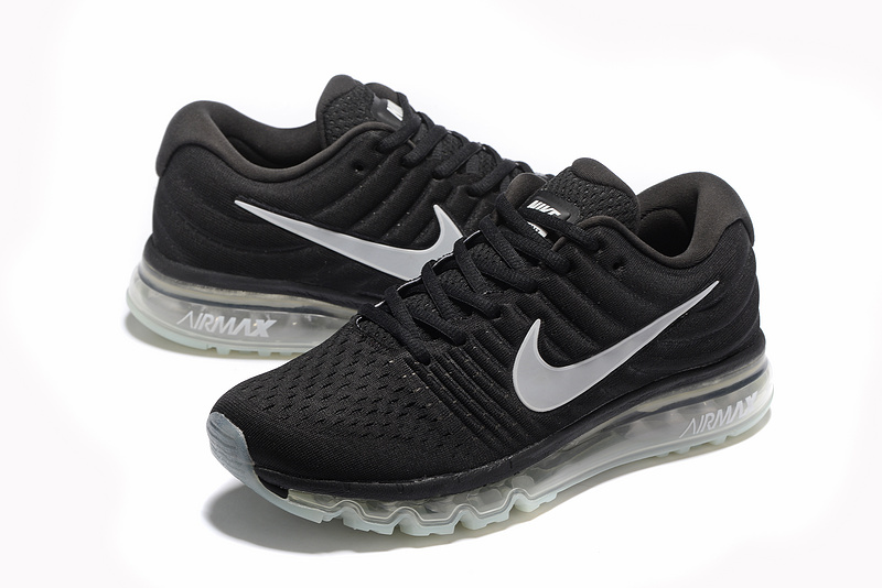 nike air max 2017 essential black