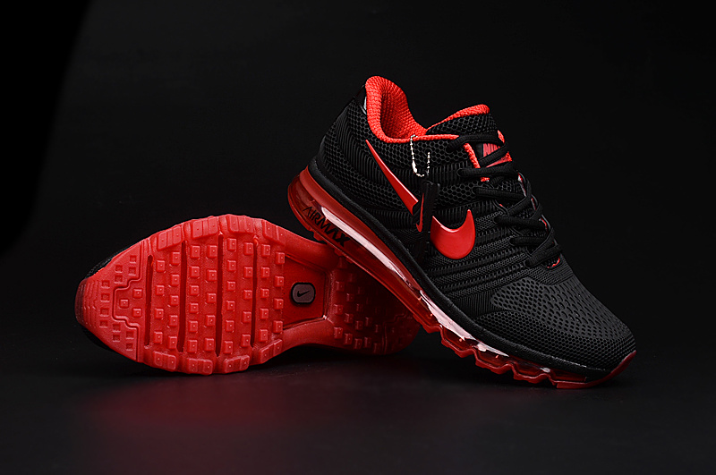 ... Black White womens nike air max 2017 kpu ii red Best Shoes ...