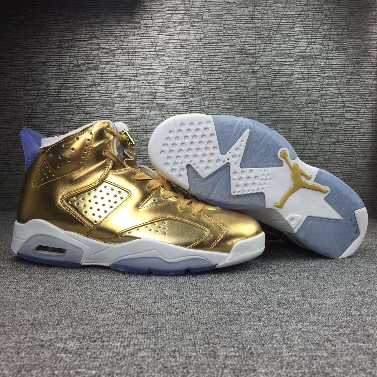 Sell men air jordan 6 retro cheap wholesale men basketball shoe air jordan 6 pinnacle aaaa 285 - Photos of all jordan shoes ...
