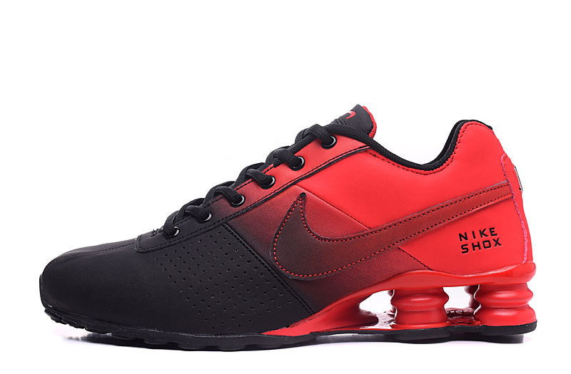 Men Nike Shox Deliver Running Shoe 301