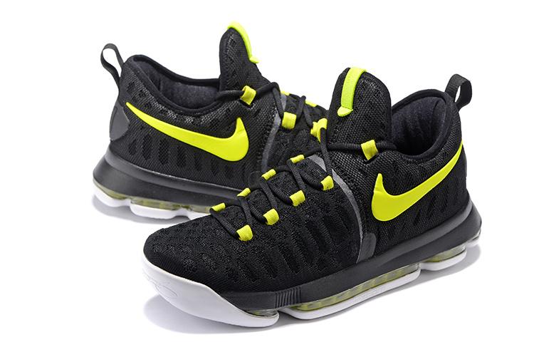 Men Nike Zoom KD 9 Basketball Shoe 385 .
