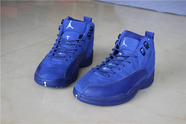 Blue Suede Nike Jordans Women  addfcfb0a