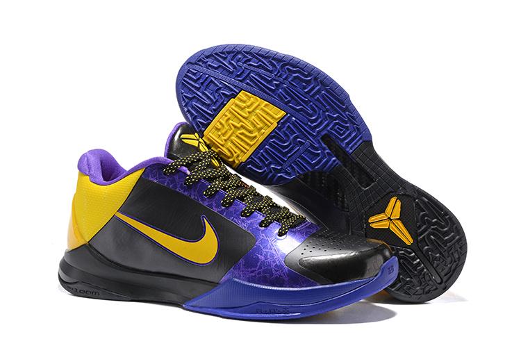 Men Kobe 5 Nike Basketball Shoe 422