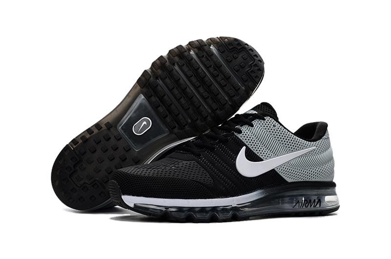 7d9c9e35b966 ... Black White 849560 311 Trainers Mens Running Shoes Men Nike Air Max  2017 KPU Running Shoes 236 ...
