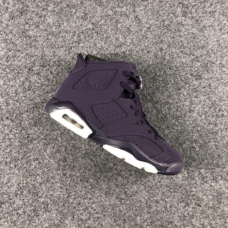 Women Air Jordan 6 Retro Sneakers AAA 256
