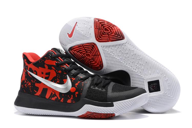 Men Nike Kyrie 3 Basketball Shoes 277