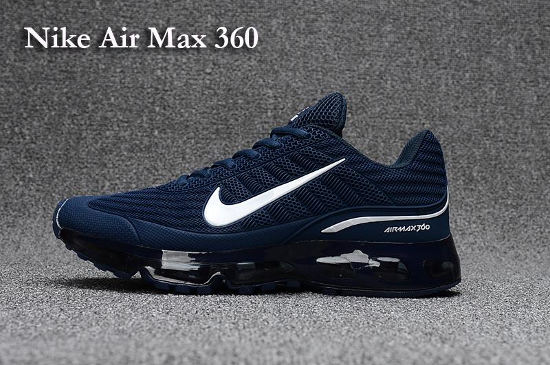 Men Nike Air Max 360 Running Shoes KPU 207