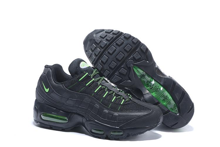 air max 95 noir et vert