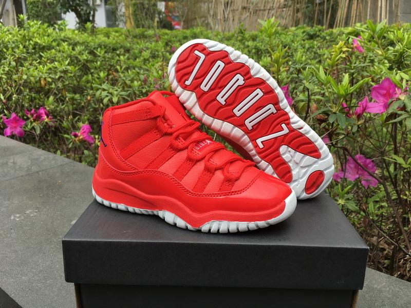 Kids Air Jordan XI Sneakers 248