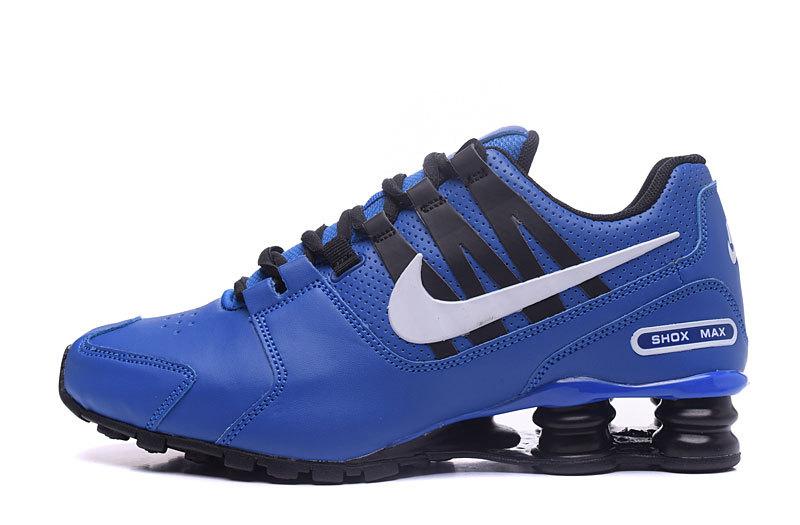 Men Nike Avenue 803 PU Shox Running Shoes 322