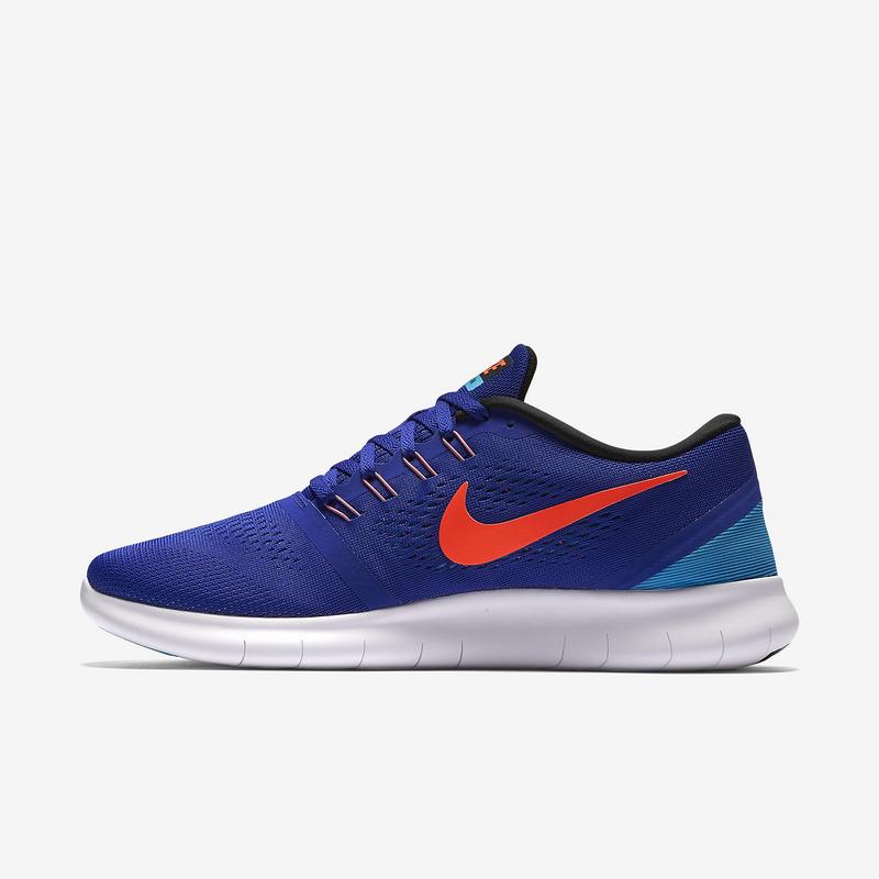 Men Nike Free 5.0 Running Shoe 326