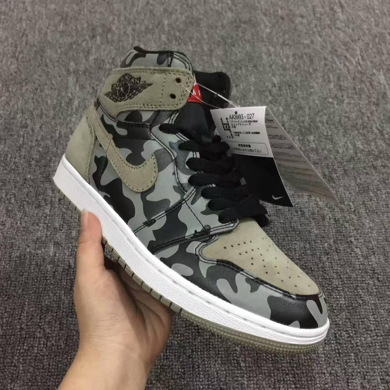 Men Basketball Shoes Air Jordan I Retro AAAAA 334