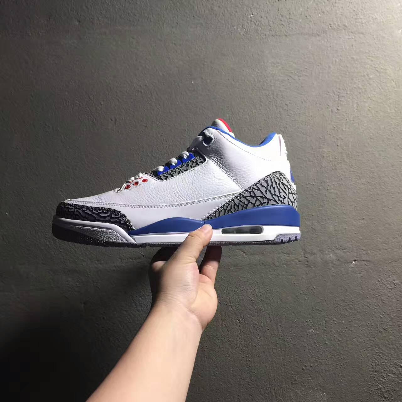 Women Air Jordan III Retro Nike Logo Sneakers AAAA 223