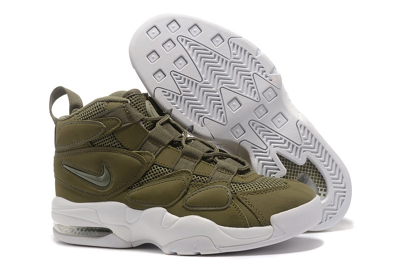 Men Nike Air Max Uptempo 2 Basketball Shoe 209