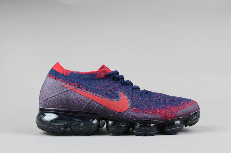 9896fae80da ... Men Nike Air VaporMax 2018 Flyknit Running Shoes AAA 256 ...