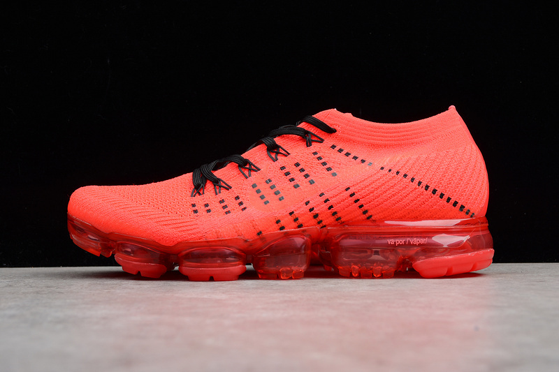 358a5d4a4dc Men Nike Air VaporMax 2018 Flyknit Running Shoes AAAA 316