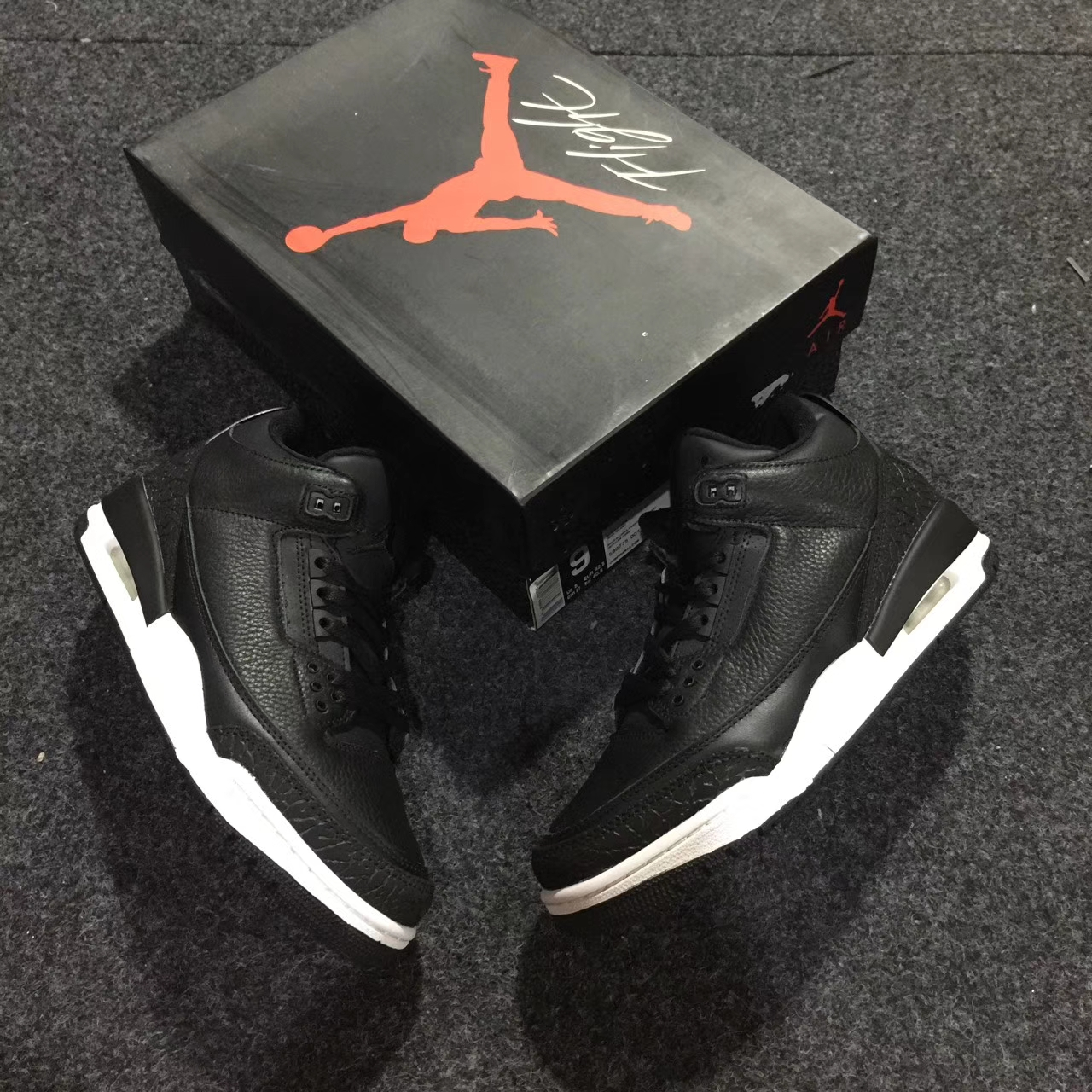 Men Basketball Shoes Air Jordan III Retro AAAA 284