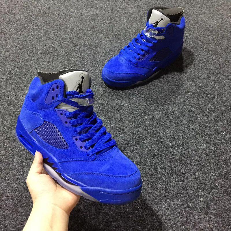 Men Basketball Shoe Air Jordan 5 Bulls AAAAA 343