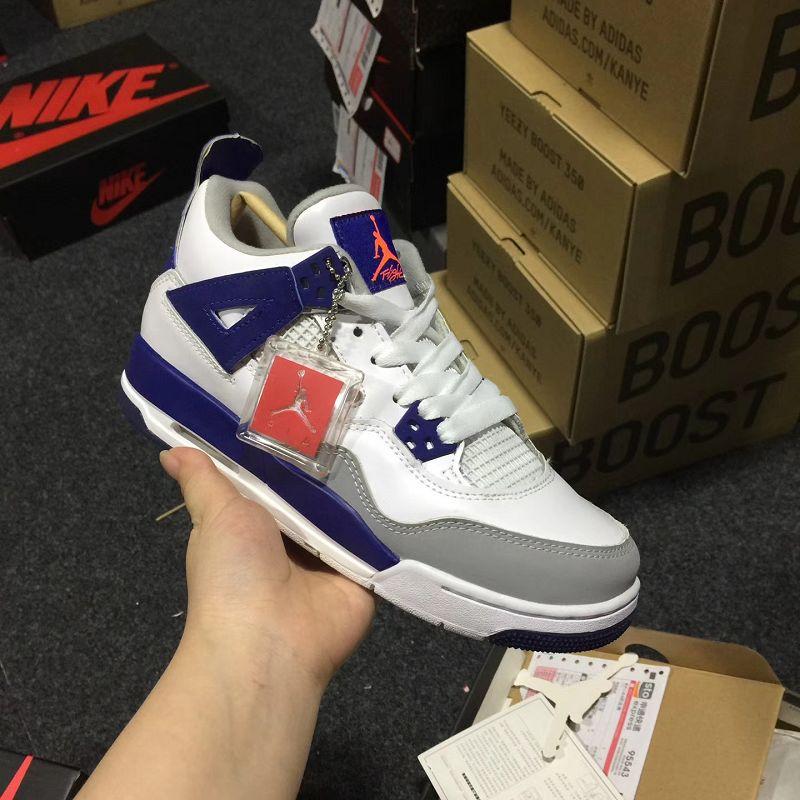Women Sneaker Air Jordan 4 Retro AAAA 277