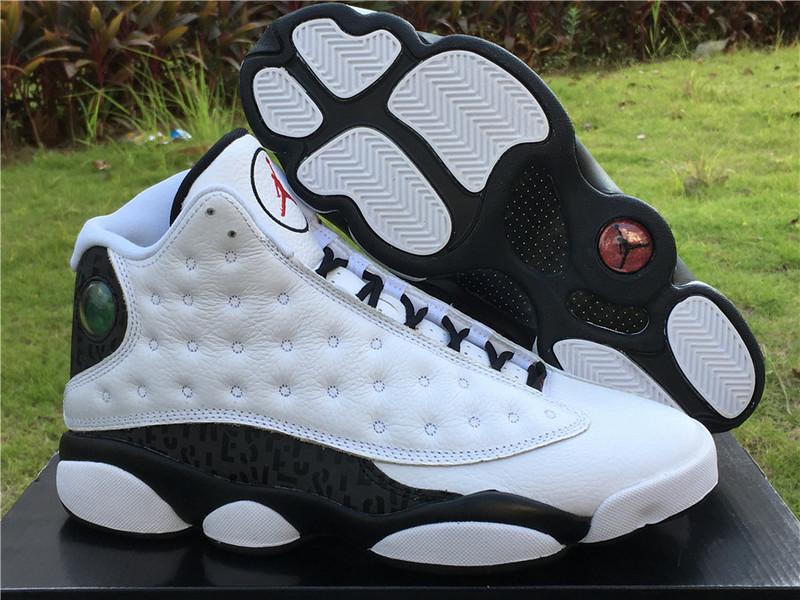 Men Air Jordan 13 Love & Respect