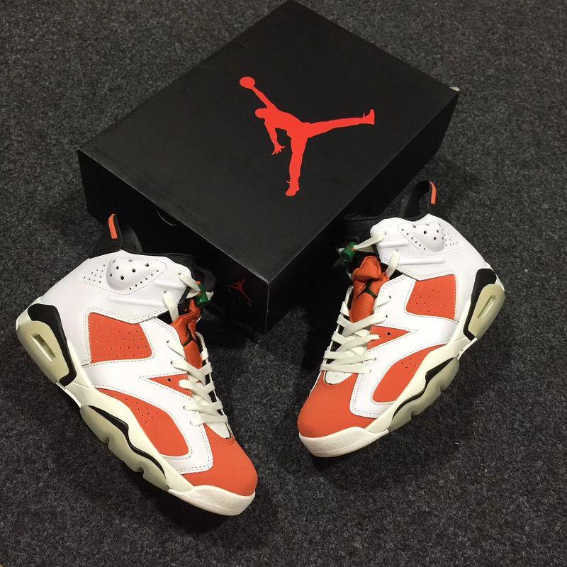 Men Basketball Shoe Air Jordan 6 Gatorade AAAA 306