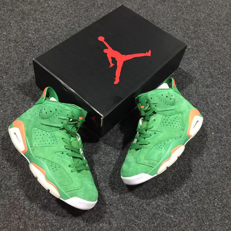 Women Air Jordan VI Retro Sneakers AAAAA 271